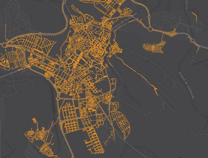 El mapa del Internet de las Cosas