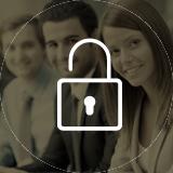Información abierta, segura y eficiente