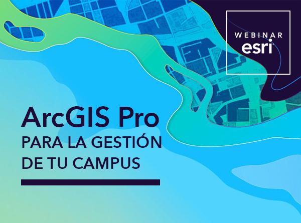 Webinar Smart Campus con ArcGIS