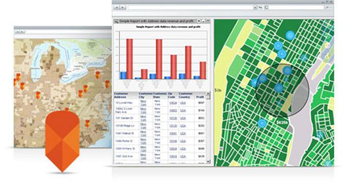 Apps para todos y mapas listos para usar