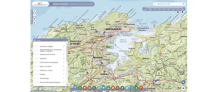 Cantabria ofrecerá al Gobierno turco su asesoramiento y experiencia en cartografía digital