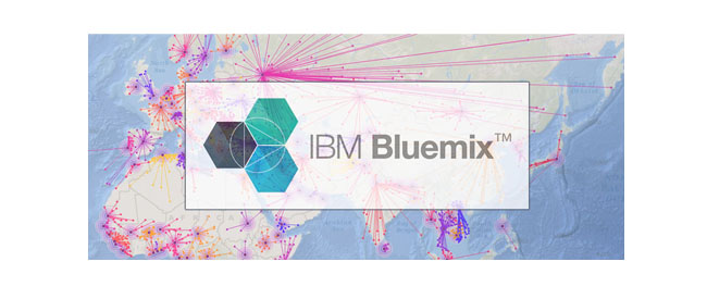 IBM integra ArcGIS en su plataforma de desarrollo cloud Bluemix