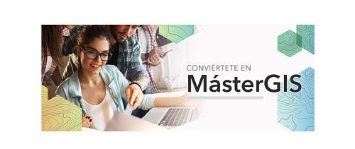Esri España lanza la IX edición de MásterGIS