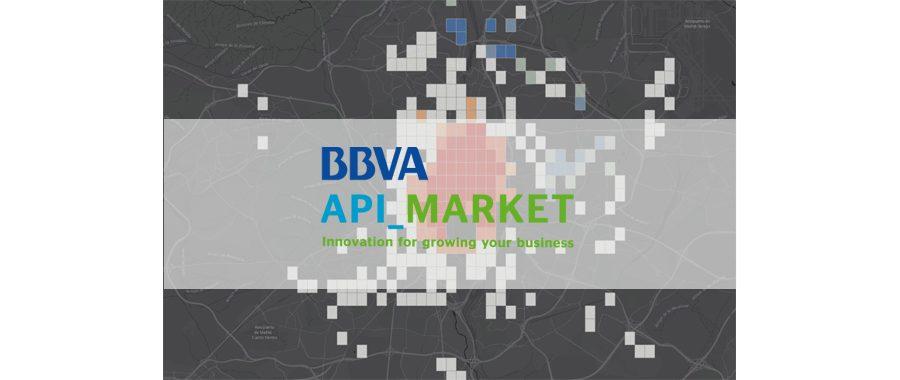 Esri integra el API de estadísticas de comportamiento comercial de BBVA en la Plataforma ArcGIS