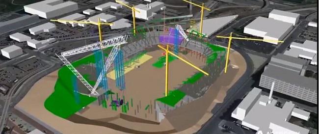 Esri y Autodesk se unen para crear un puente entre GIS y BIM