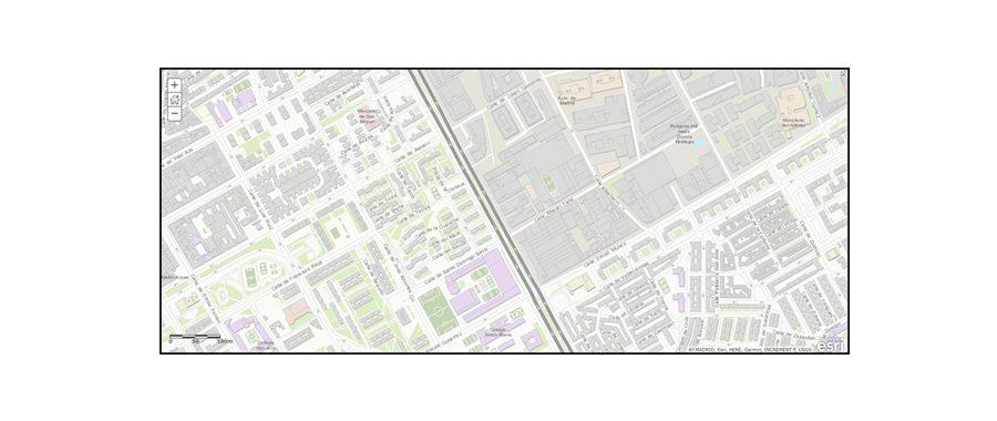 La cartografía del Ayuntamiento de Madrid ya está disponible en la Plataforma ArcGIS