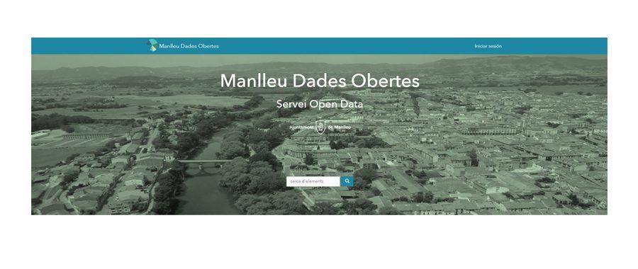 El Ajuntament de Manlleu alcanza el 5º puesto en el ranking de portales Open Data de 8wires