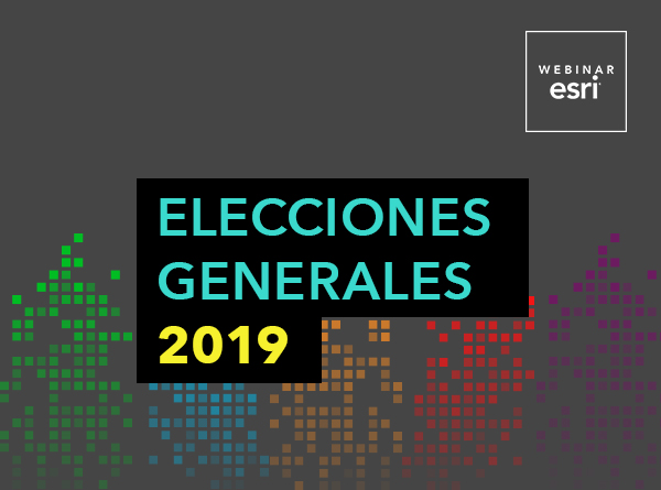 Webinar: Aprende a crear tus propios análisis con los nuevos datos electorales