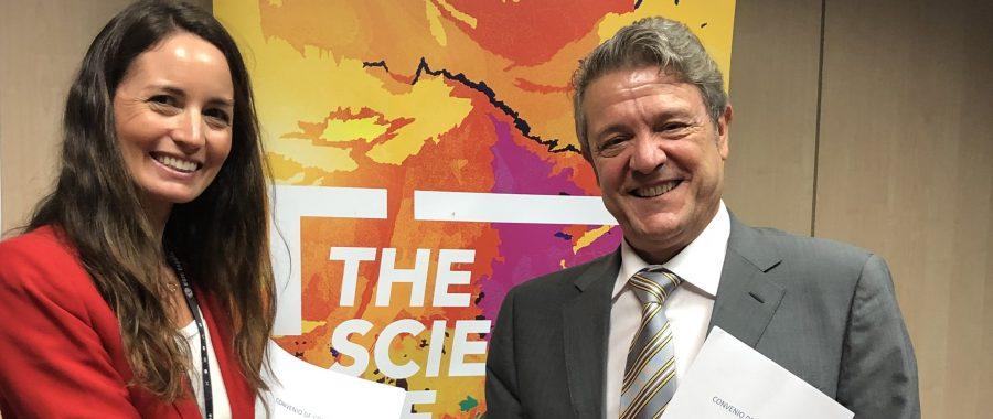 Esri y el Colegio Oficial de Ingeniería Geomática y Topográfica firman un convenio de colaboración