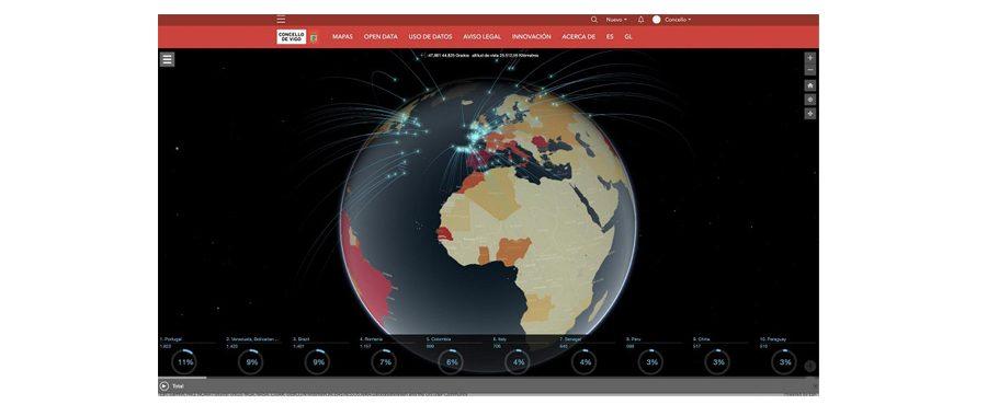 Vigo lanza su portal de datos abiertos para ofrecer información clave sobre el municipio